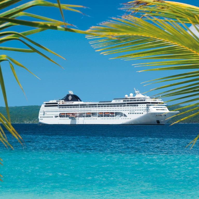 Cruise avond