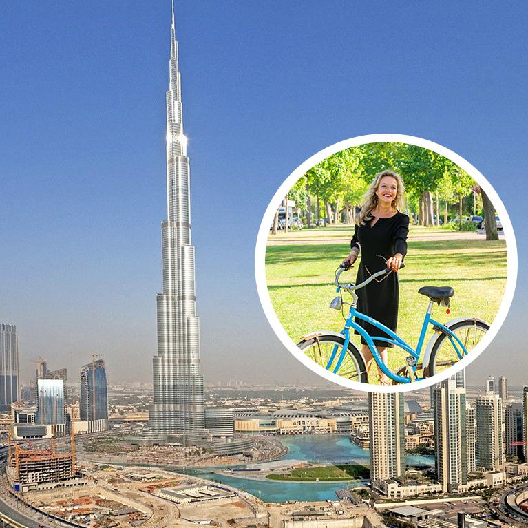 Online presentatie Dubai & Abu Dhabi