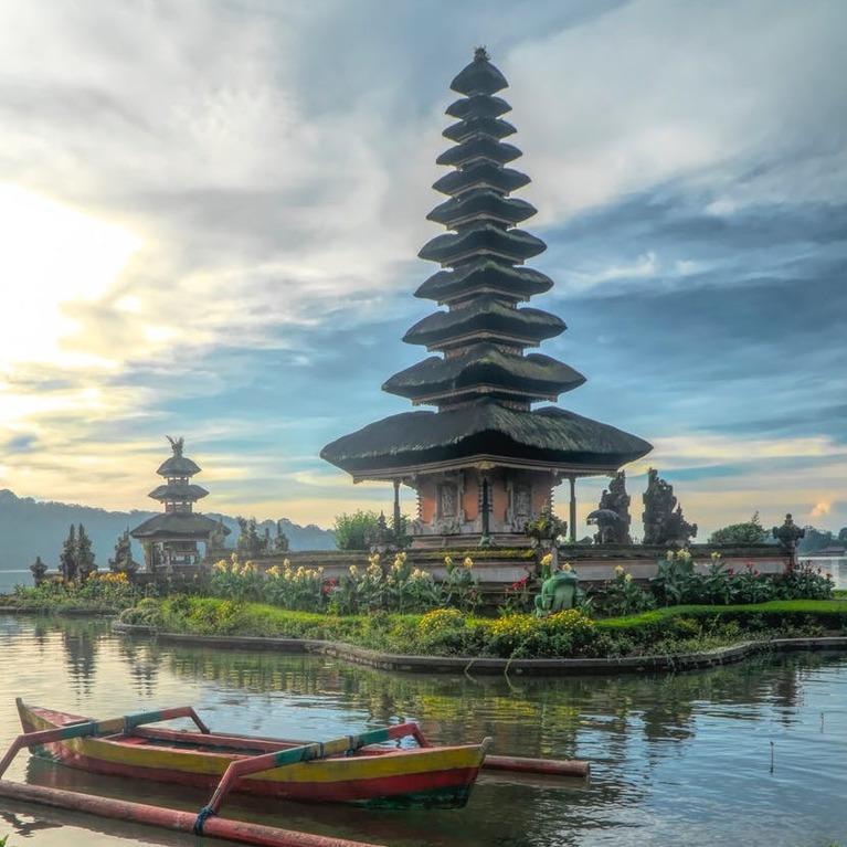 Presentatie Indonesië