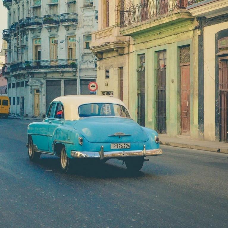 Presentatie Cuba