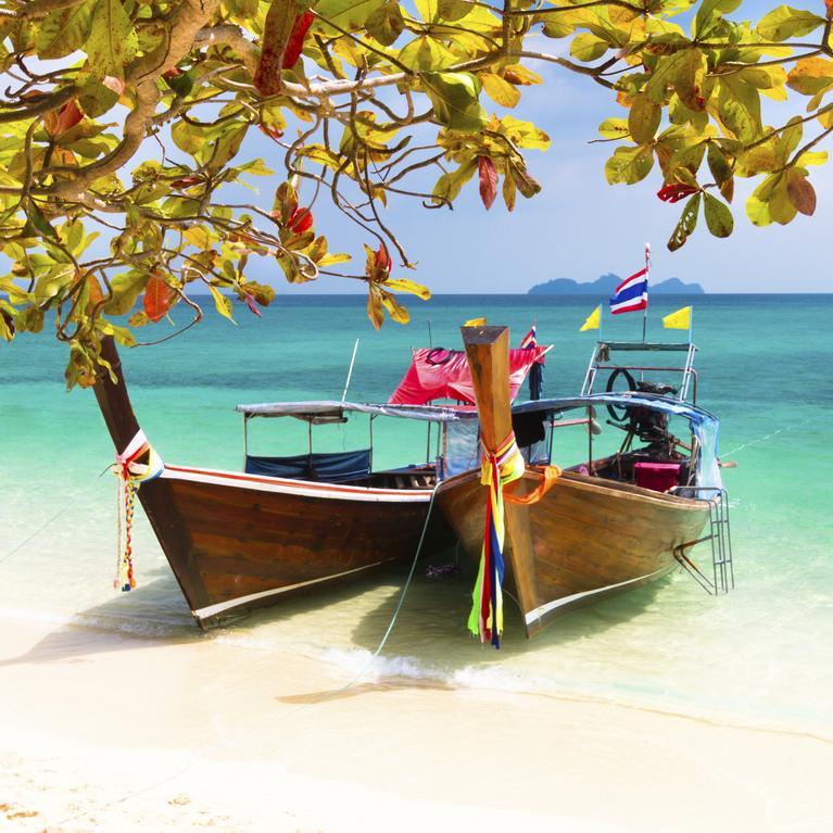 Presentatie Thailand